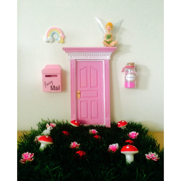 All Products,fairy Doors - Fairy Mail Box