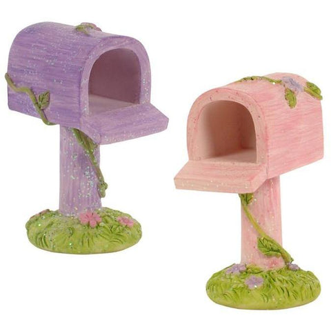 All Products,fairy Doors,Gardens - Glitter Fairy Letterbox