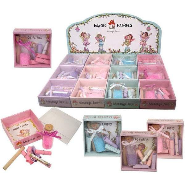 All Products,FAIRY DUST - Magic Fairy Message Box