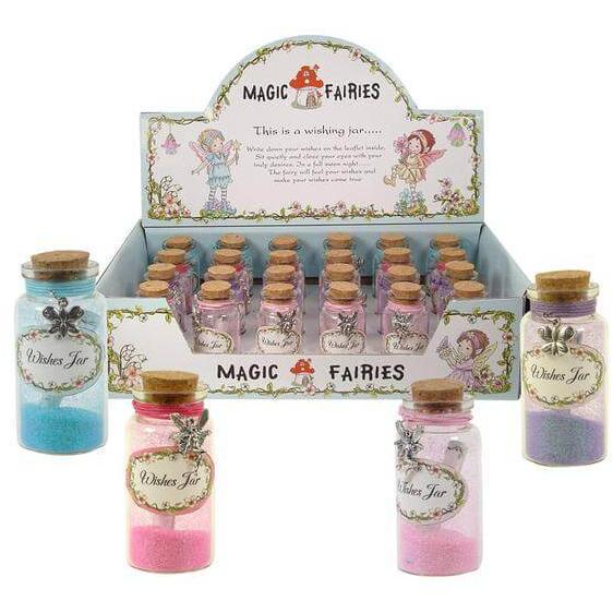 All Products,FAIRY DUST - Magic Fairy Wishes Jar