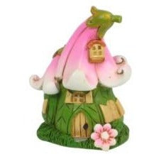 All Products,Fairy Houses - Miniature Flower Fairy House 6cm