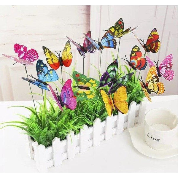 All Products,Gardens - Fairy Garden Butterflies