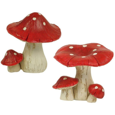 All Products,Gardens - Red Mushroom 5cm