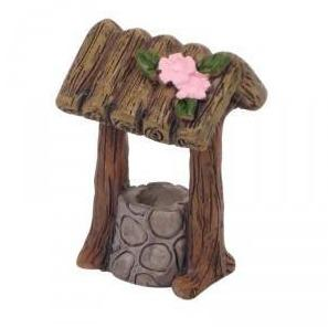Fairy Garden - Enchanted Fairy Garden Wishing Well