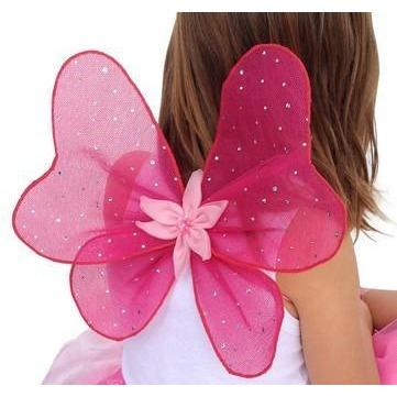 Fairy Wings - Pink Flower Fairy Wings