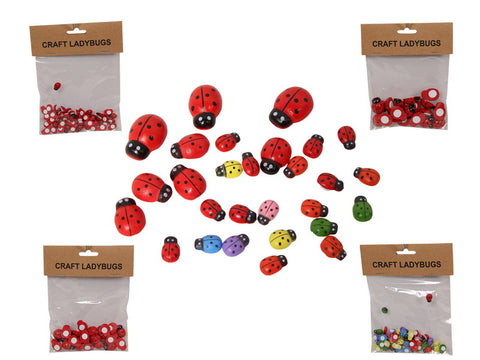 Craft Ladybugs