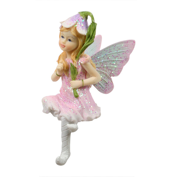 Flower Fairy Shelf Sitting Set