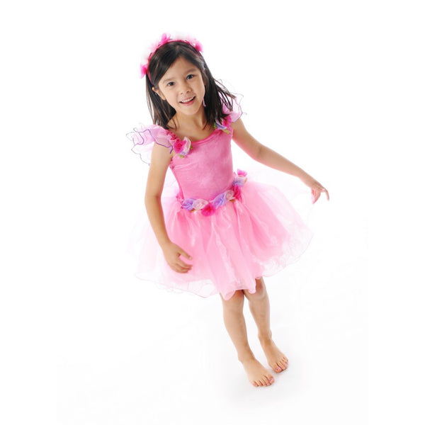 girls pink fairy costume australia