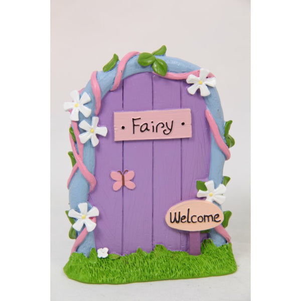 purple fairy door australia