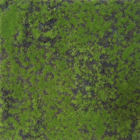 Artificial Textured Moss Square 24cm