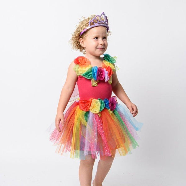Enchanting Fairy Dress - Rainbow