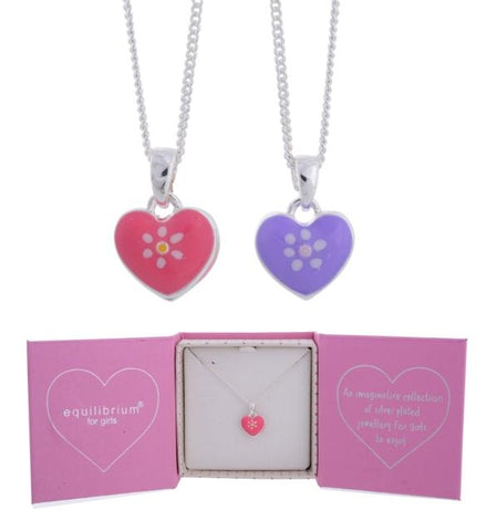Jewellery - Equilibrium Heart Necklace