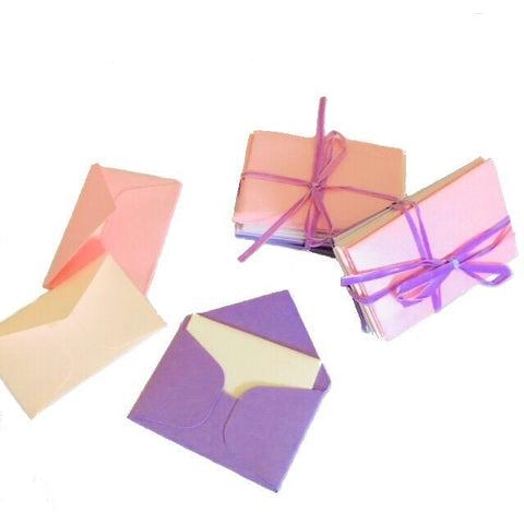 Letters - Miniature Fairy Envelopes 10 Pce
