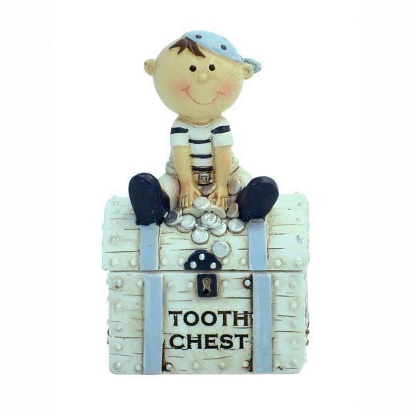 Tooth Fairy - Pirate Tooth Fairy Chest