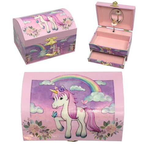 unicorn jewellery box Australia