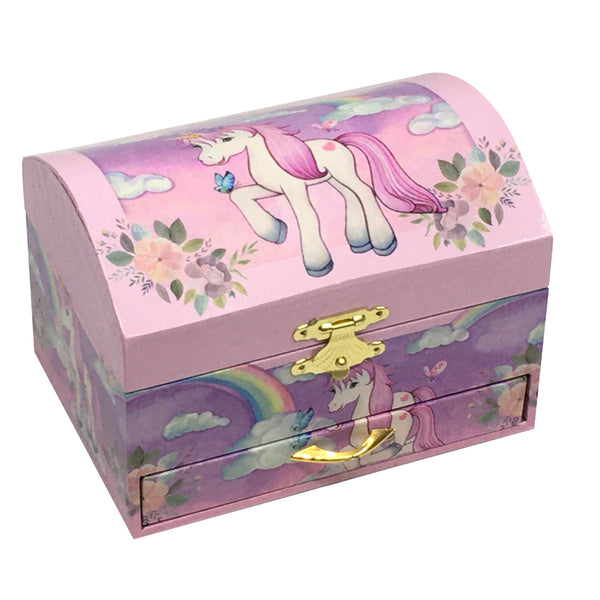 unicorn jewellery box melbourne