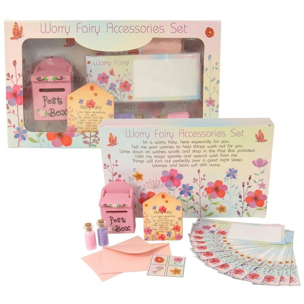 Worry Fairy Accessories Set