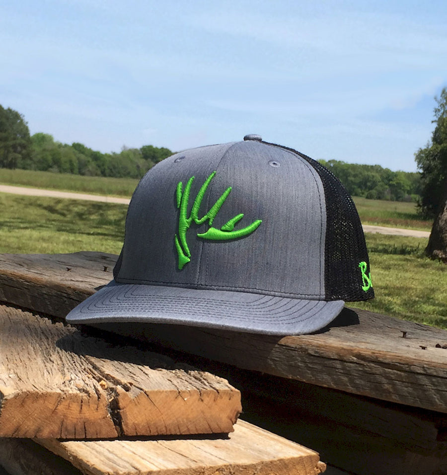 "Bone Brand | ""The Shed"" 112 Snap-Back Cap 