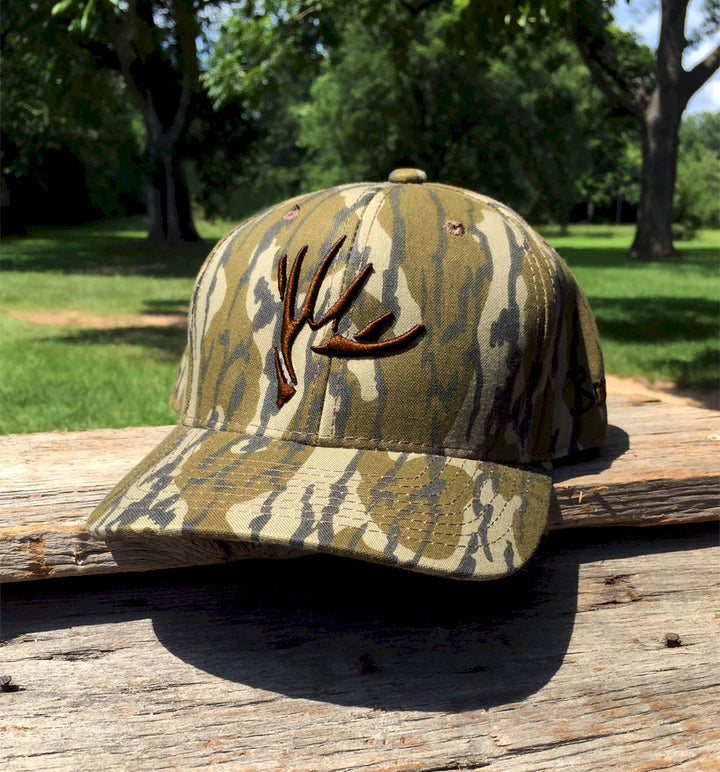 "Bone Brand | ""The Shed"" Twill Snap-Back Cap 