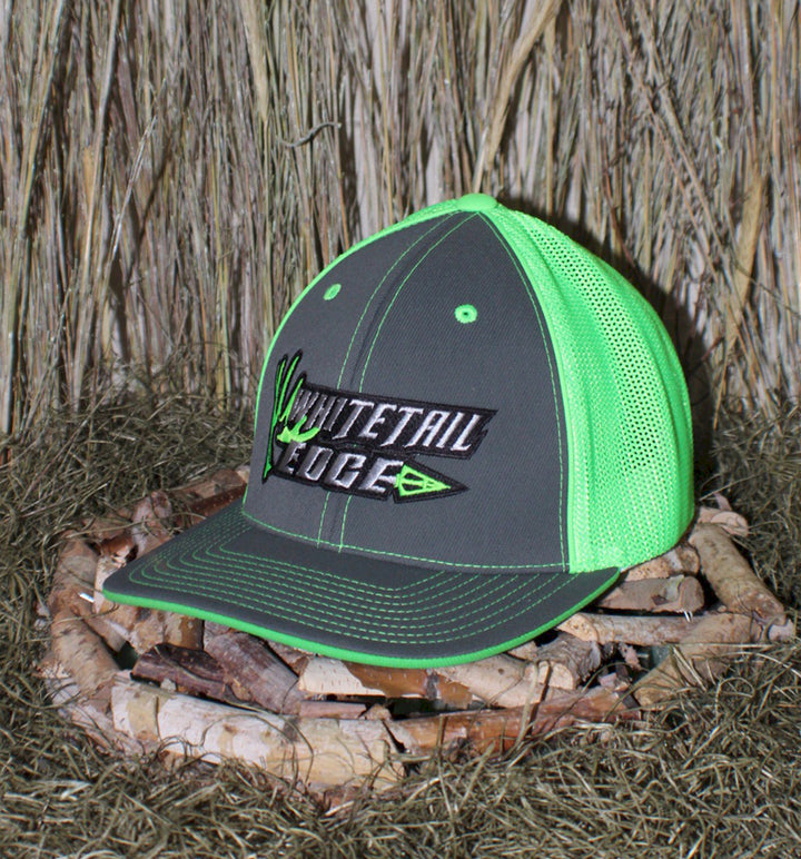 "Spur Brand | Whitetail Edge | ""Shed & Broadhead"" 404M Flexfit Cap 