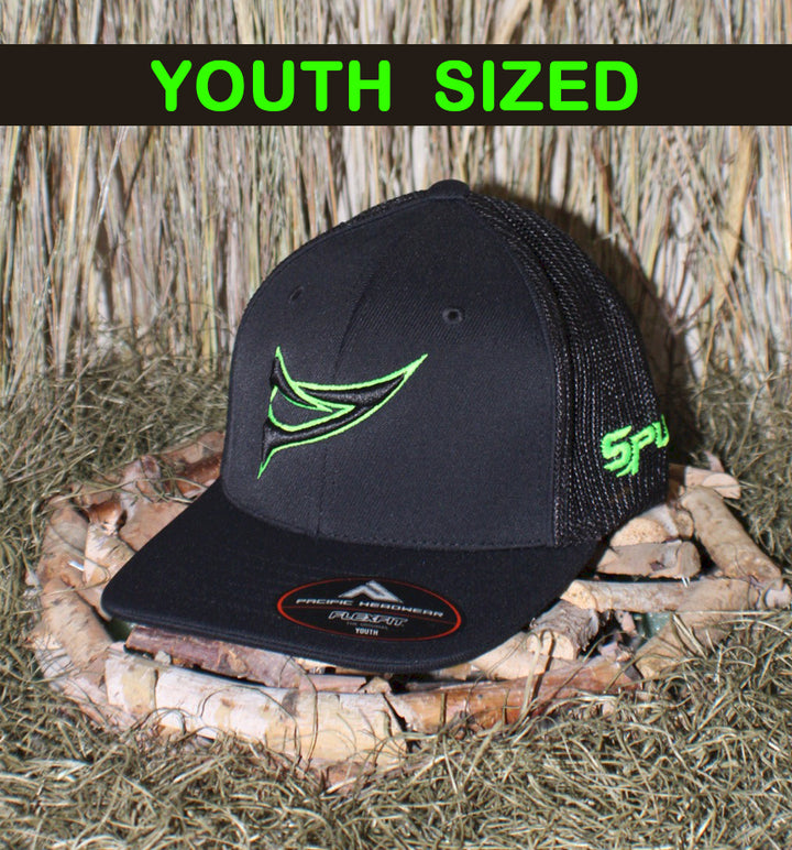 "Spur Brand | Spur ""Double Spur"" Youth 406F-XS Flexfit Cap 