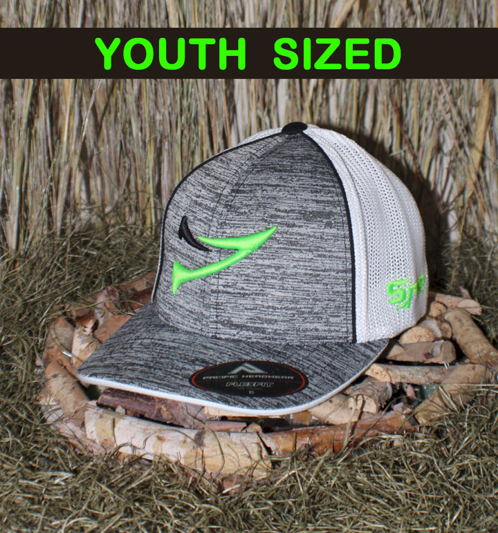 "Spur Brand | ""Double Spur"" Youth 406F-XS Flexfit Cap 