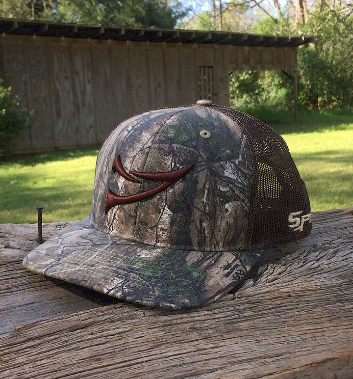 "Bonehead Brand | Spur ""Double Spur"" 112P Snap-Back Cap 
