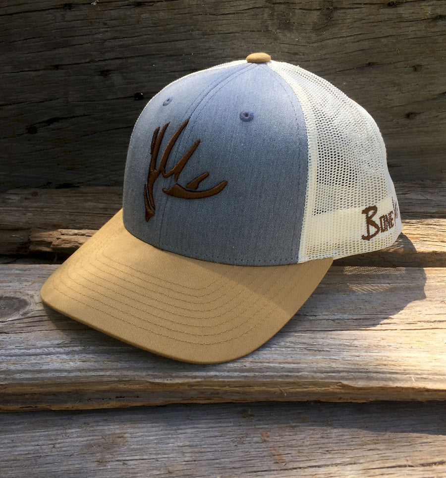 "Bonehead Brand | ""The Shed"" 115 Snap-Back Cap 