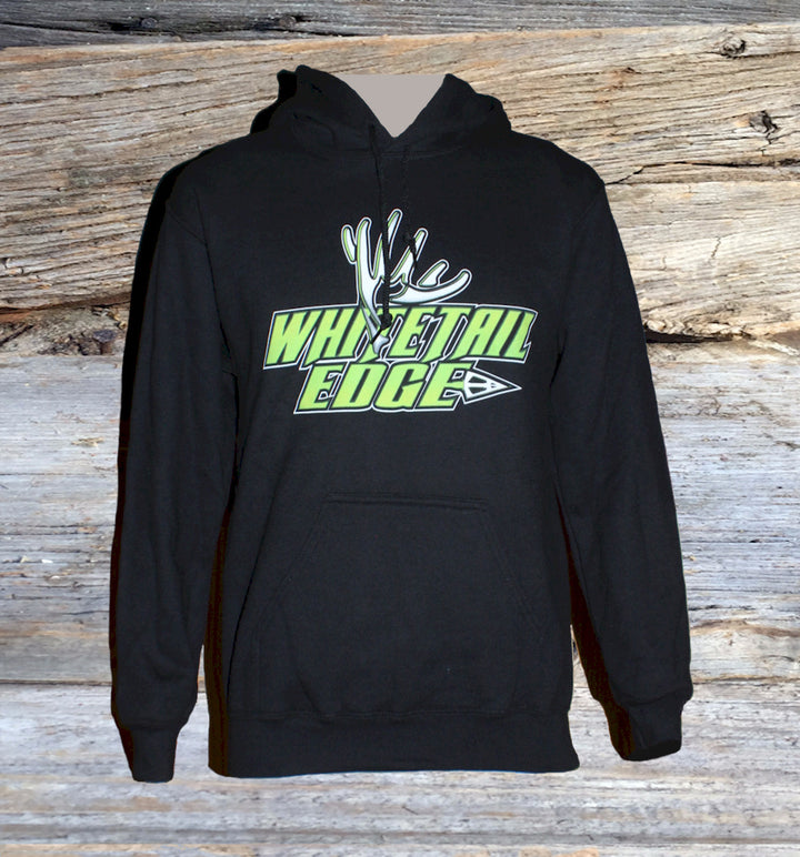 "Spur Brand | Whitetail Edge | ""Shed & Broadhead"" Logo 