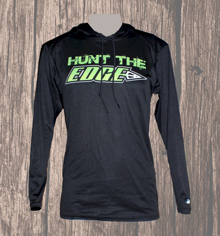 "Spur Brand | Whitetail Edge | ""Hunt the Edge"" Logo Performance Hoodie 