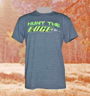 "Spur Brand | Whitetail Edge | ""Hunt the Edge"" Logo Short Sleeve Tee 