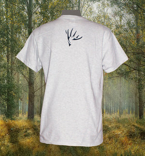 "Spur Brand | Whitetail Edge | ""Shed & Broadhead"" Logo Short Sleeve Tee 
