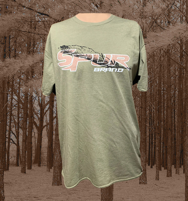 "Spur Brand | ""Feather"" Logo 