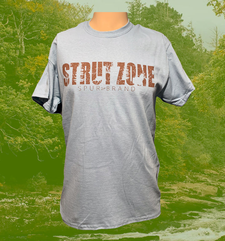 "Spur Brand | ""Strut Zone"" Short Sleeve T-Shirt 