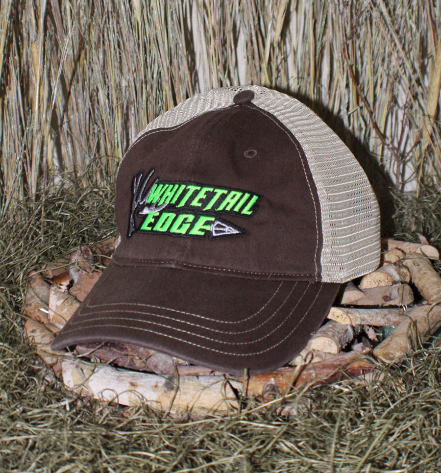 "Spur Brand | Whitetail Edge | ""Shed & Broadhead"" R111 Snap-Back Cap 