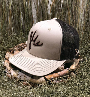 Bone Brand | The Shed | 112 Snap-Back Cap | Coffee/Brown with Brown Stitching