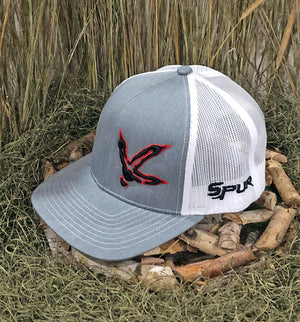 "Spur Brand | ""Turkey Track"" 112 Snap-Back Cap 