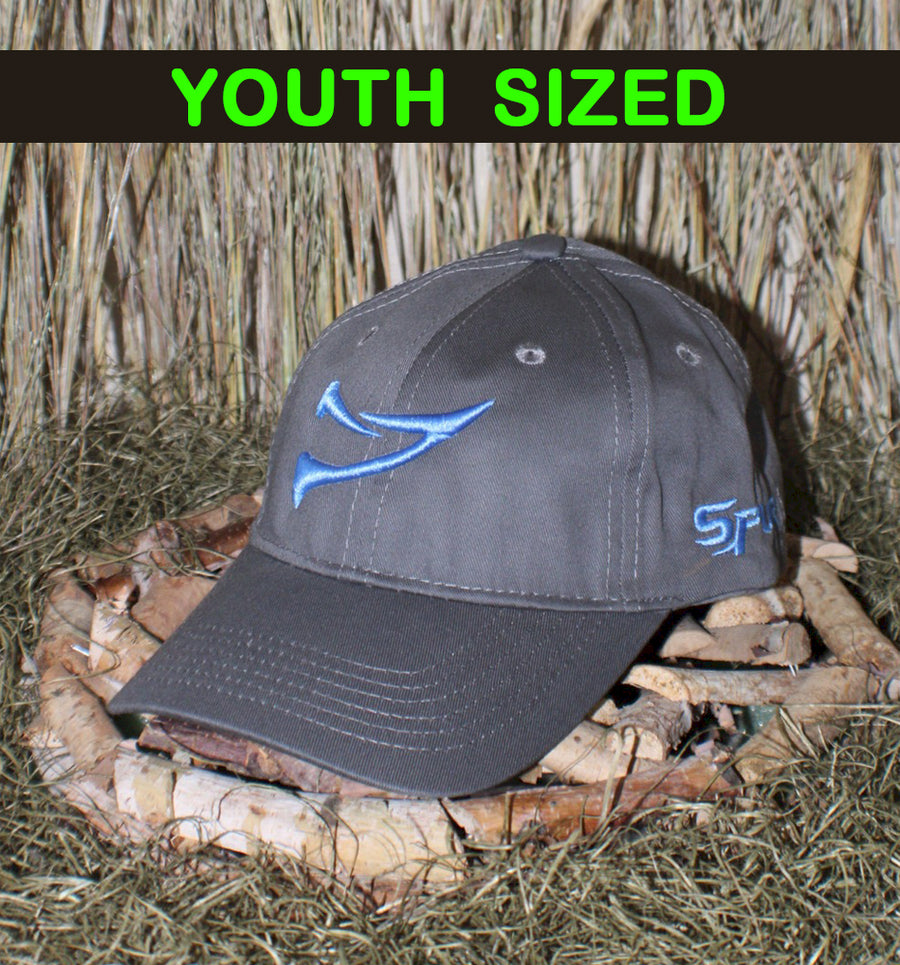 "Spur Brand | Spur ""Double Spur"" Youth YC914 Velcro-Back Cap 