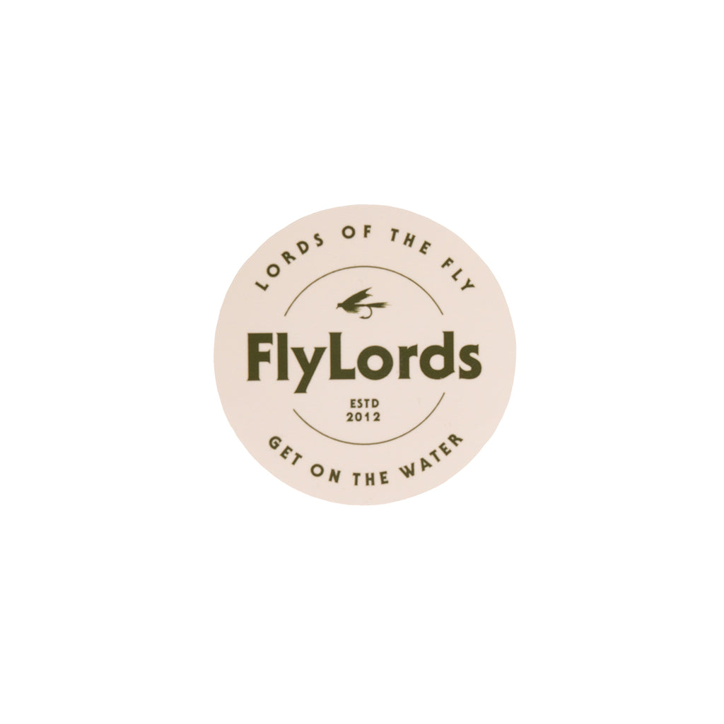 Vintage Flylords Sticker