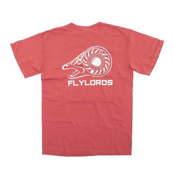 Original Flylords Nantucket Red Tee