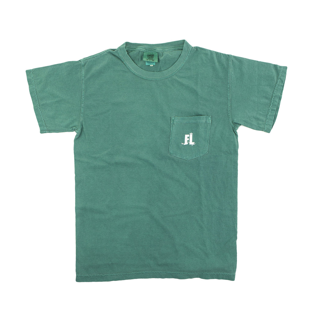 The Original Flylords Seafoam Tee