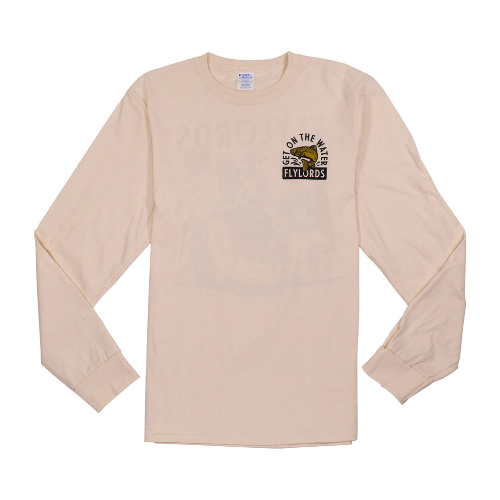Natural Cowboy Fishing Long Sleeve