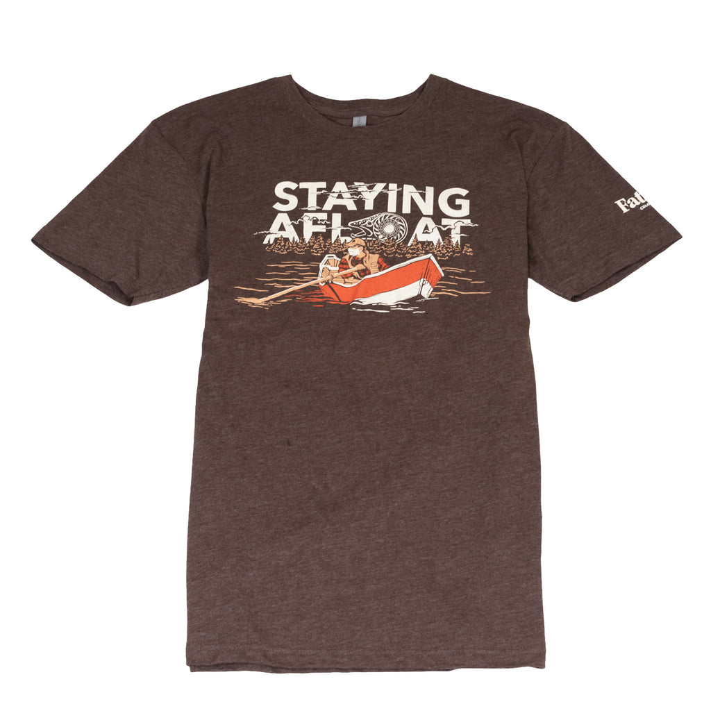 Staying Afloat Tee