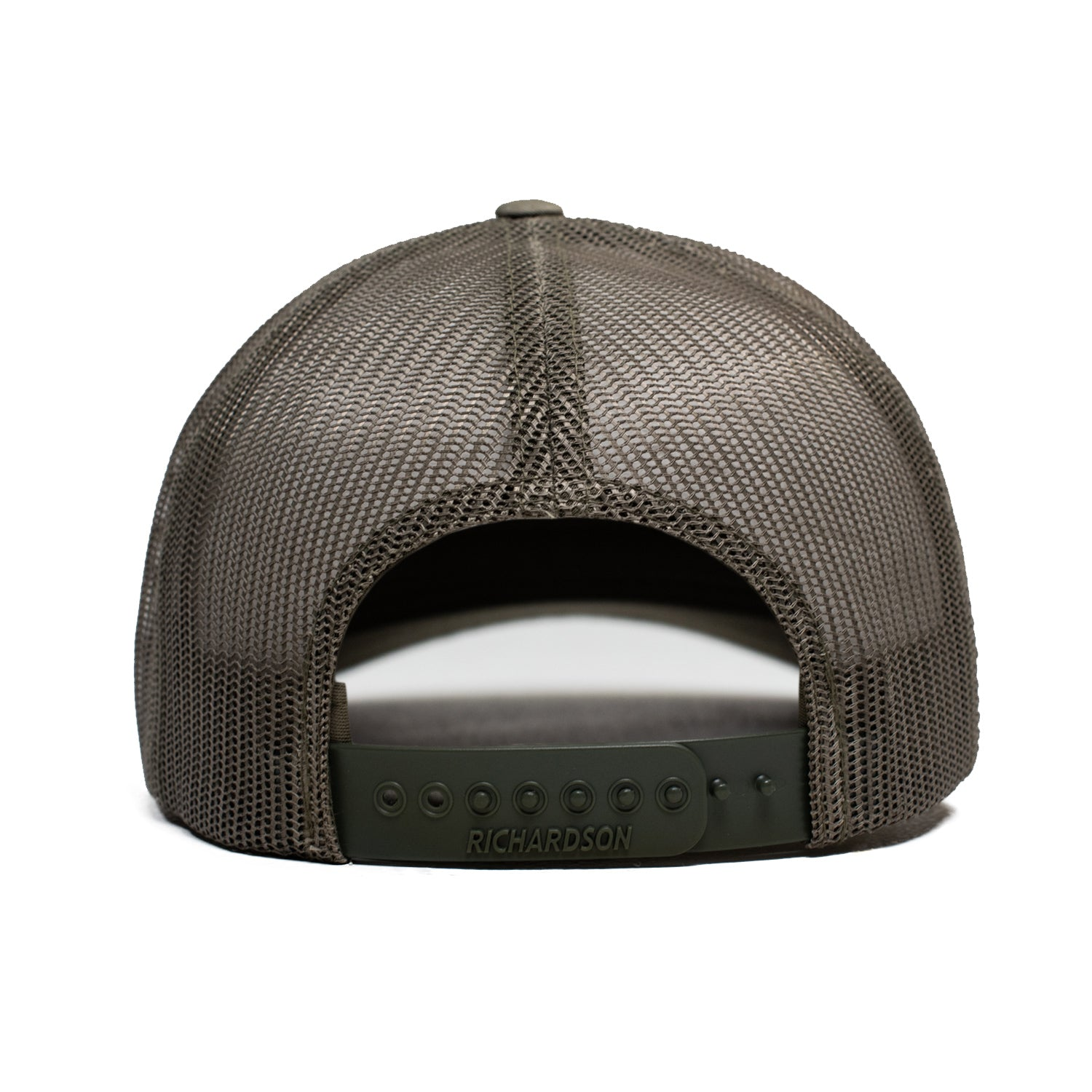 Horny Fish Trucker - Olive