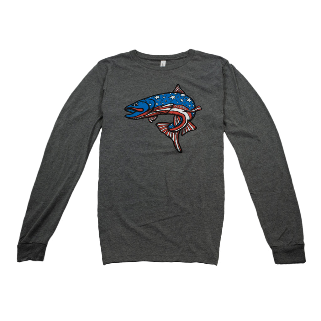 Artist Series: Patriot LS Tee