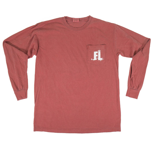 Original Flylords Nantucket Red Longsleeve