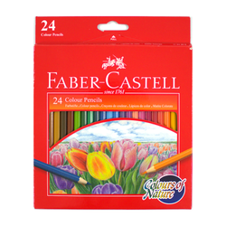 Faber-Castell 24 Color Pencils