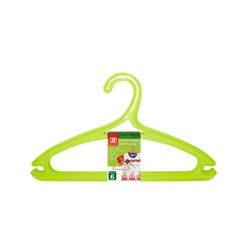 Kids' Clothes Hanger Set - 6pcs