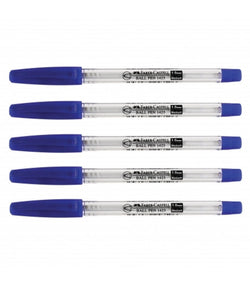 Faber-Castell Ball Point Pen - 5pcs