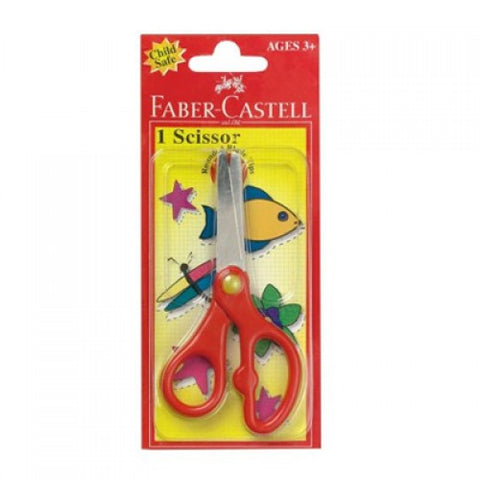 Faber-Castell Child-Safe Scissors